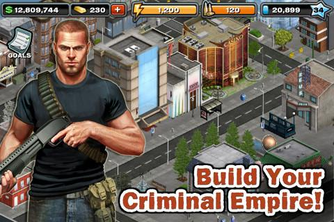 Crime City (Action RPG)- screenshot