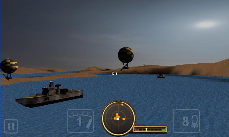 Balloon Gunner 3D- screenshot