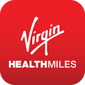 Virgin HealthMiles Dash icon