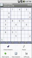 Screenshot of Count To Nine Sudoku