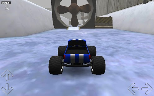 Toy Truck Rally 3D- screenshot thumbnail