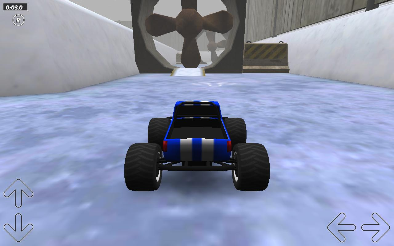 Toy Truck Rally 3D - screenshot