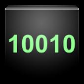 binary converter widget