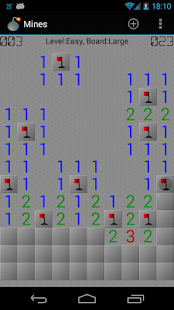 Mines (Minesweeper)- screenshot thumbnail
