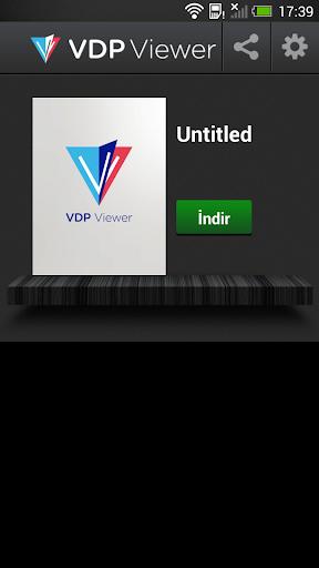 VDP Viewer