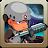Mars Assault (free game) logo