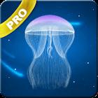 Jellyfish Live Wallpaper Pro icon