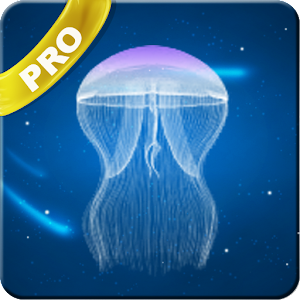 Jellyfish Live Wallpaper Pro 個人化 App LOGO-APP試玩
