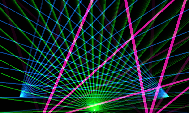 Music Visualizer- screenshot