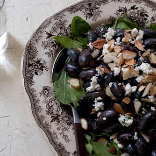 Giant Black Bean Salad.
