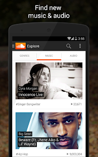 SoundCloud - Music & Audio Screenshot 13