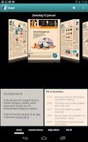 Screenshot of FD e-paper