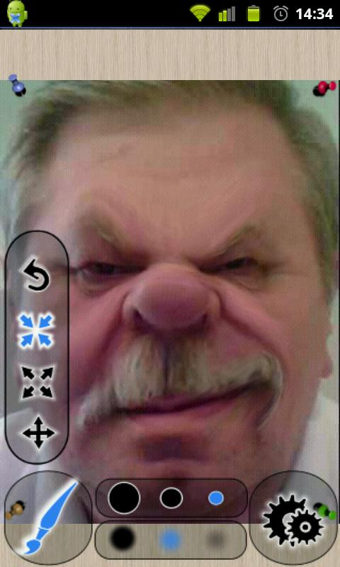 Photo Warp - screenshot