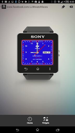 JJW Minute Watchface 2 for SW2