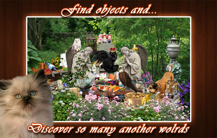 Hidden Object Angel Garden Android Apps on Google Play