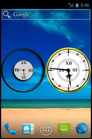 Beautiful Clocks Pro - screenshot