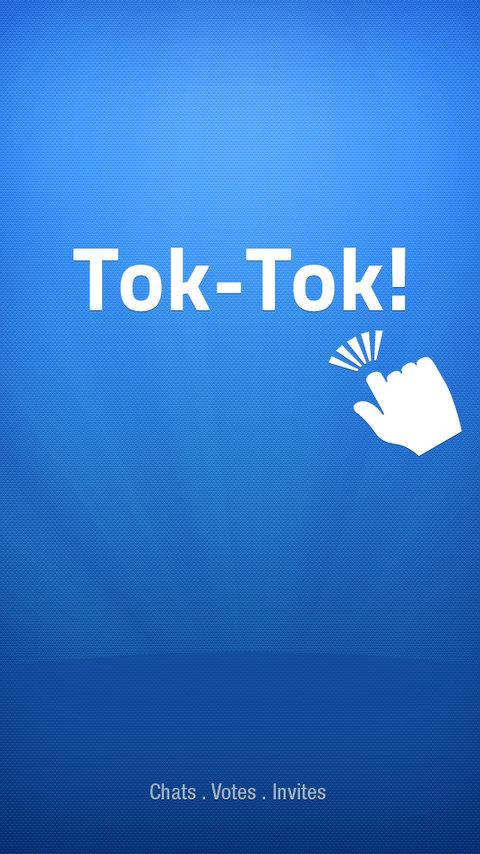 Tok-Tok! Communicator - screenshot