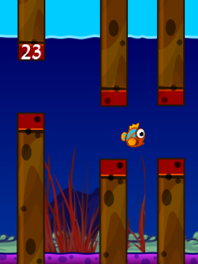 Flappy Flupp! - screenshot