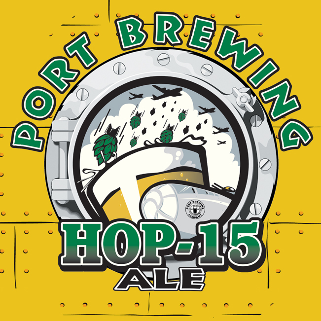 Logo of Port Hop 15