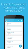 Screenshot of S Converter - Unit Converter