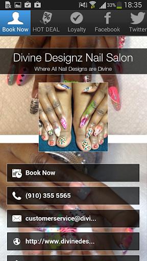 Divine Designz Nail Salon