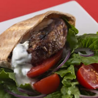 Middle Eastern Burgers
