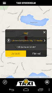 Taxi Sthlm - screenshot thumbnail