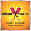 X FM/Florianopolis/Brazil icon