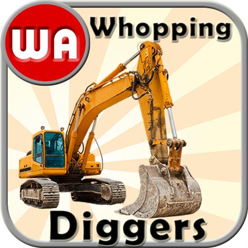 Whopping Diggers LOGO-APP點子