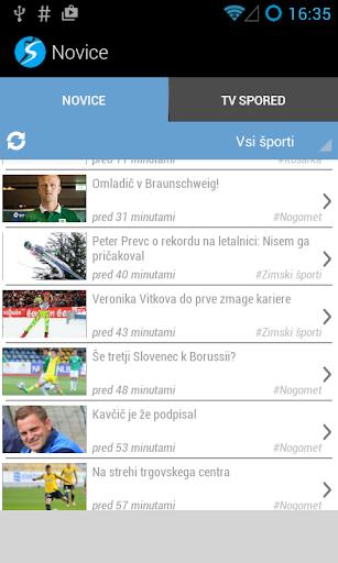 Športer.si - Moj šport plac