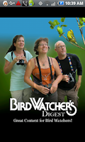 Screenshot of Bird Watcher's Digest