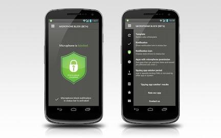 Mic Block - Anti spy & malware Screenshot 35