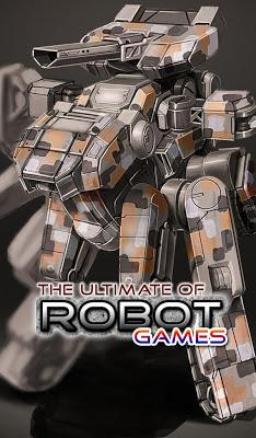 Robot Games - screenshot