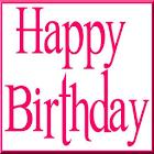 Birthday Greetings icon