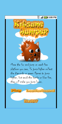 Kitsune Jumper