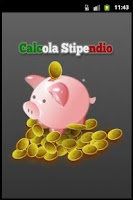 Screenshot of Italian Salary Calculator