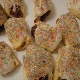 St. Joseph's Fig Cookies.
