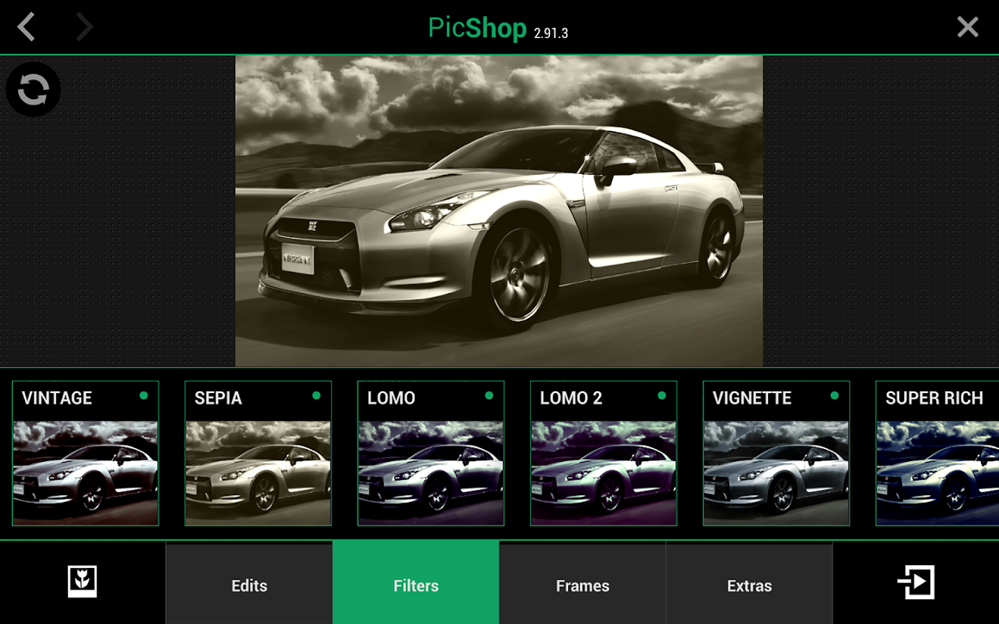 PicShop - Photo Editor - screenshot