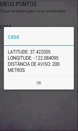 Rastreador de Aproximação 1.4.6 screenshot 599472