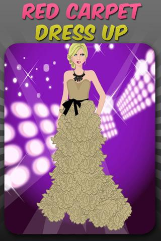 Red Carpet : Dress Up - screenshot