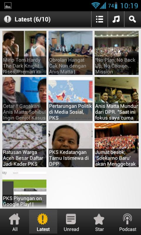 PKS Piyungan Versi 2 - screenshot
