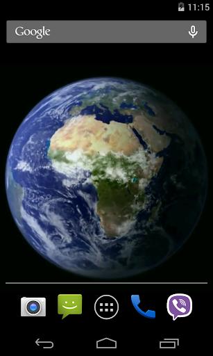 지구 라이브 월페이퍼