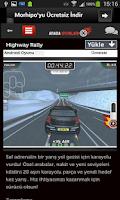 Screenshot of Araba Yarışı Oyunları