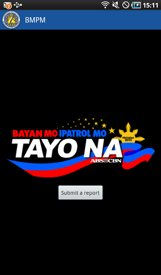 COMELEC - screenshot