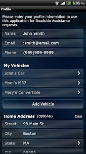 Infiniti Roadside Assistance Android Apps On Google Play - Infiniti finance address