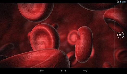 玩個人化App|Lifeblood Live Wallpaper免費|APP試玩