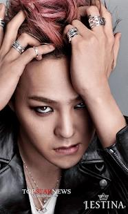 Bigbang G-Dragon Wallpaper 07