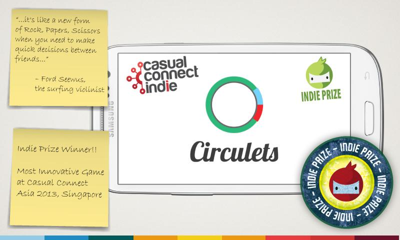 Circulets - screenshot