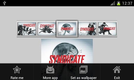 Syndicate HD Wallpapers - screenshot thumbnail