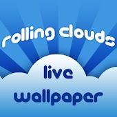 Rolling Clouds Live Wallpaper